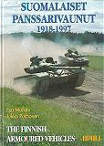 The Finnish armoured vehicles 1918 - 1997
